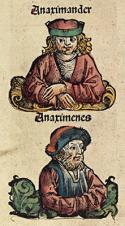 Anaximander und Anaximenes